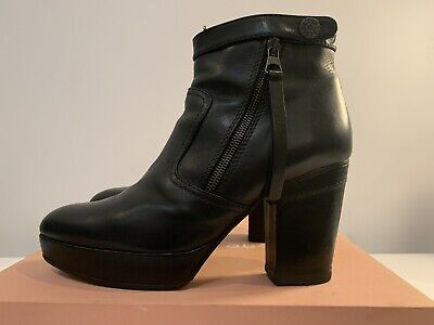 ACNE STUDIOS Track Boots EU 40 GREAT PRE-OWNED CONDITION $200
