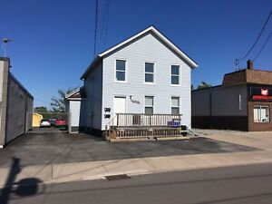 Simple, Quiet 2 bedroom Upper apartment; available now
