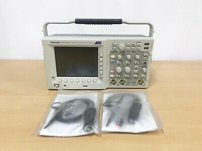 Tektronix Tds3052c 500mhz 2ch Oscilloscope With P6500 Probes