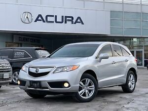 2014 Acura RDX TECH | 1OWNER | 3.4% | NAVI | 273HP | LEATHER |