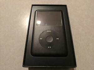 ORIGINAL APPLE IPOD CLASSIC - AS NEW Bayswater Bayswater Area Preview