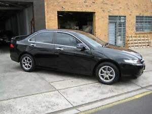 2007 Honda Accord EURO Manual RWC REG 11/19 BOOKS Heidelberg West Banyule Area Preview