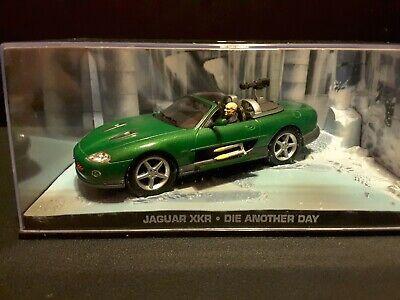 "Jaguar XKR 2002 James Bond ""Die Another Day"" car in 1/43"