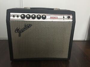 ISO - Fender Silverface Bronco