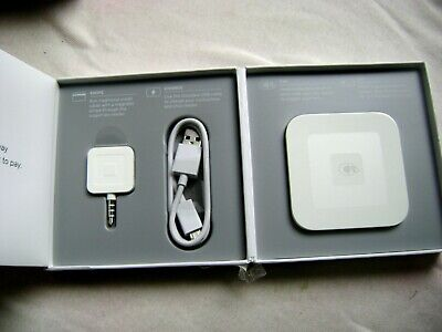 Square A-sku-0116 Contactless Credit Card And Chip Reader - White