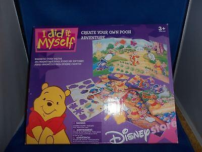 Disney Selten Winnie The Pooh Tigger Eeyore Ferkel Kühlschrank Spind Magnetset ()