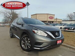 2016 Nissan Murano NAVIGATION  ALLOY'S  ONE OWNER 