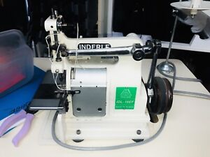 INDERLE - IDL-18 EF - Crochet Stitch Industrial Sewing Machine