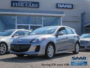 2012 Mazda Mazda3 SPORT GS SKYACTIV One Owner