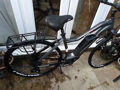 Haibike sduro Cross 3.0 electric bike