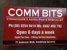 COMMODORE PARTS COMMODORE PARTS VN VP VR VS VT VX VY VZ VE Smithfield Plains Playford Area Preview