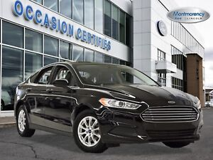 2016 Ford Fusion S PLAN ENTRE 6/100