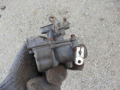 International Cub Or Low Boy Tractor Original Ih Ihc Carburetor Assembly Cub