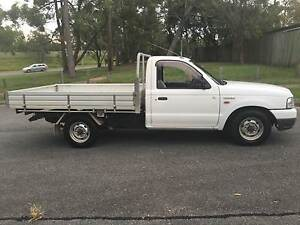 2003 FORD COURIER CAB CHASSIS 2.6 PETROL (257KMS 07/17 REGO) Rochedale South Brisbane South East Preview