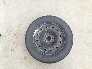 Goodyear Winter Tires and Rims Stratford Kitchener Area image 1