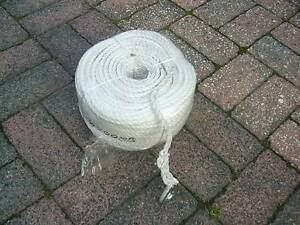 Anchor rope with stainless eye 100m x 10mm Frankston Frankston Area Preview