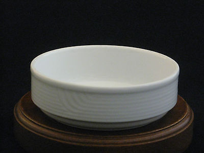 Bauscher Weiden BAW36 White Porcelain Bowl Made in Germany