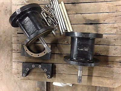 Case Ih Wider Track Rear Axle Extension