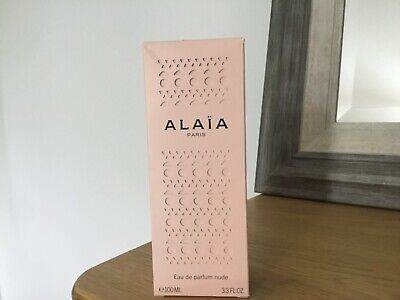 Alaia Nude 100ml EDP opened to test final price reduced