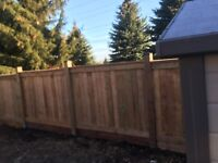 FENCE INSTALLATION / FENCE POST REPLACEMENT / FENCE REPAIR