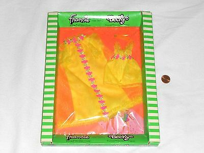 NEW Francie and Becky Fashions # 3450 Dreamy Duo Clothing Set Sealed Barbie 1970