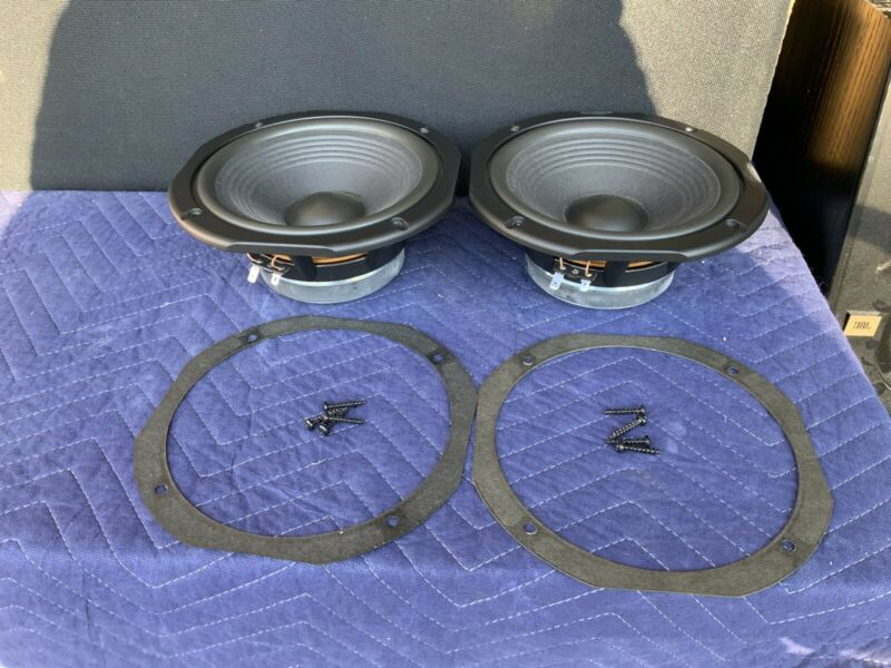 Pair of JBL 708G-1 Woofer for L3, L5 and L7 speakers. Exc. Working Condition!!