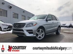 2012 Mercedes-Benz M-Class ML 350 BlueTEC DIESEL * COMES W/ WINT