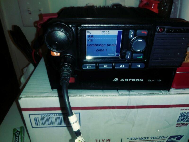 Harris mobile radio DMR #HD-MU2B 450-520 mhz