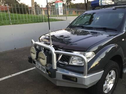 2007 Nissan Navara ST-X Automatic Ute Adelaide CBD Adelaide City Preview