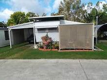 ON SITE CARAVAN WITH ALUMINIM ANNEX Tin Can Bay Gympie Area Preview