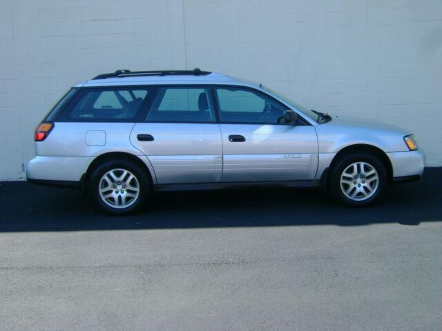 Imagen 1 de Subaru Legacy silver