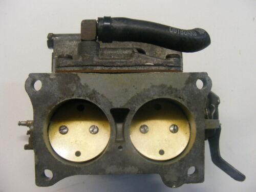 Johnson Evinrude 85-100-115-140 HP Carburetor 0389784 Carb Assy 0389785
