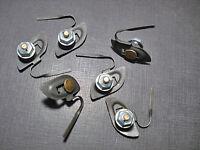 "NORS trim clip /& nut both with sealer for 1-1//8 to 1-1//4/"" moulding fits Mopar"