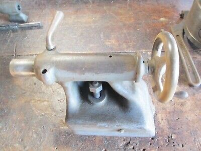 South Bend 9 Metalworking Lathe Tailstock - Vgc
