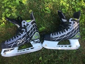 Patin d'hockey Reebok 3K super clean