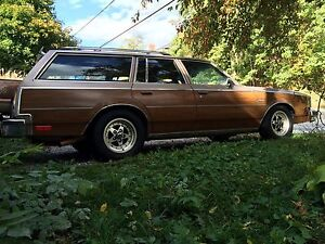 1983 Oldsmobile Cutlass Cruiser LS Swap