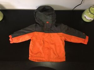 Oshkosh lined fall jacket 12 months