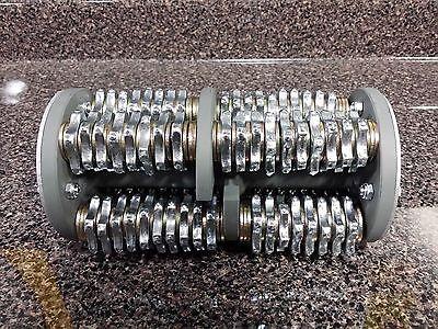 Scarifier Drum 8 Complete Tungsten Carbide Cutters 5pt Sase Sc08e Vonarx Fr200