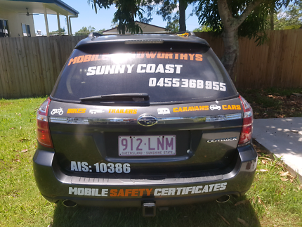 QLD AUTOMOTIVE SAFETY CERTIFICATES Hire Car (COI) | Other Automotive ...