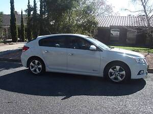 2012 Holden Cruze SRi-V Hatchback Automatic Fairview Park Tea Tree Gully Area Preview