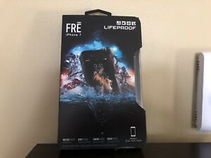 iPhone 7 Lifeproof FRE Case *Update Aug 25*
