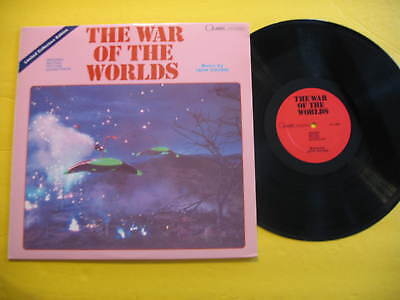 WAR OF THE WORLDS/WHEN WORLDS COLLIDE-MOTION PICTURE SOUNDTRACK-HALLOWEEN-HORROR - Halloween Horror Pic
