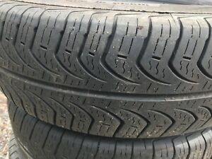 (SOLD).  Pirelli all season      P185/65 R 15