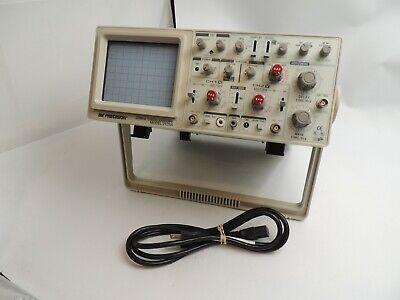 Bk Precision 2125a Dual Trace Oscilloscope 20mhz