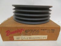Browning One Groove Sheave Pulley 1B5V62 Bushing B New