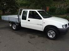 2002 HOLDEN RODEO SPACECAB DUEL FUEL RWC SPOTLESS !!!! Richmond Yarra Area Preview