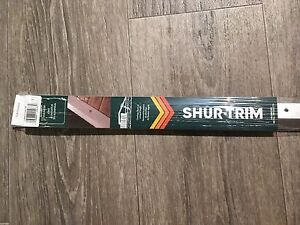 Shur-trim floor equalizer