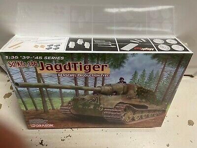 Dragon 1/35 Model Kit Sd.Kfz.186 JagdTiger 6285 SEALED