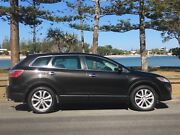 2012 Mazda CX-9 Luxury TB Series 5 Automatic Elanora Gold Coast South Preview