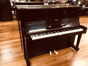 YAMAHA U1 Upright Acoustic Piano 5 YEAR WARRANTY